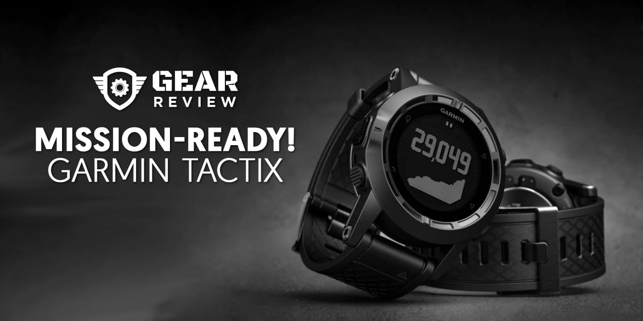 Expert Member Review – Garmin Tactix