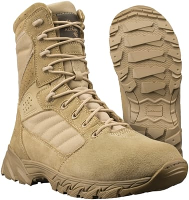 "Picture of Foxhound SR 8"" Boots - Tan - 7 - Regular"