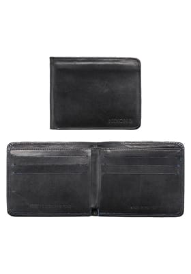 Picture of Stealth Slim Bi-Fold Wallet - Black