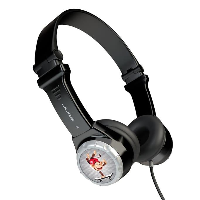 b0ee68067a5 JLab Audio - JBuddies Folding Kids Volume Safe Headphones