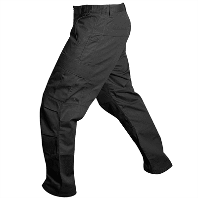Picture of Men's Phantom Ops Tactical Pants - Law Enforcement Black - 34 - 32