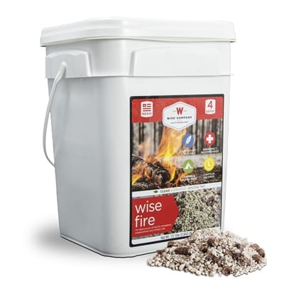 Picture of 4 Gallon Bucket - Wise Fire