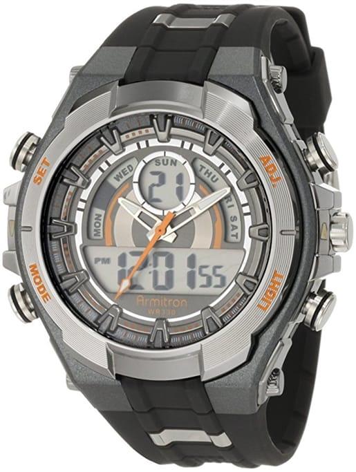 4249266ff646 Armitron - Men's Analog-Digital Multi-Function Watch Military ...
