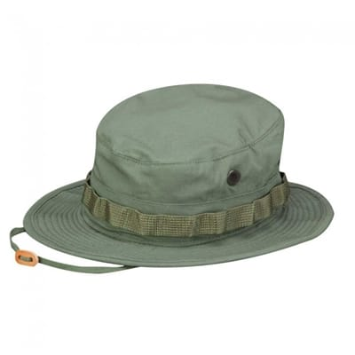 Picture of Boonie Hat - Olive Green - 7.75