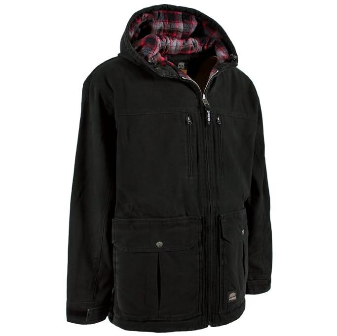 8541e907eda BERNE Apparel - Echo One One Jacket Military Discount | GovX