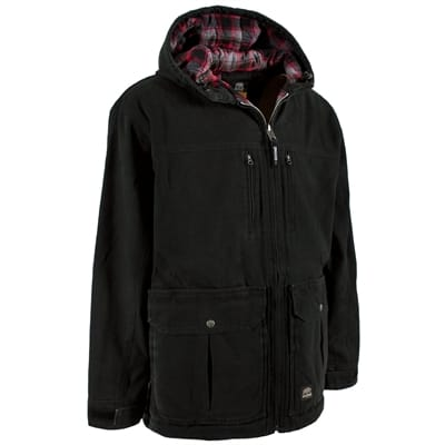 Picture of Echo One One Jacket - Black - L - Regular