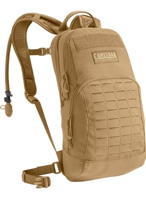Picture of Mil Tac M.U.L.E. Hydration Pack - Coyote - 100 oz/3.0L