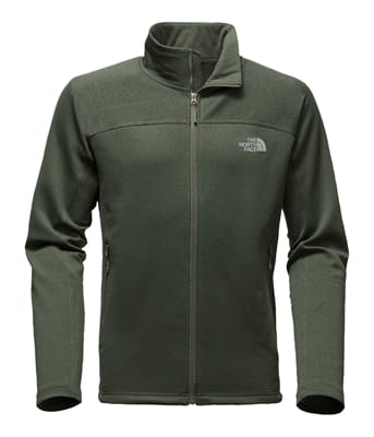 Picture of Men's Needit Full Zip - Thyme Heather/Thyme Heather - S