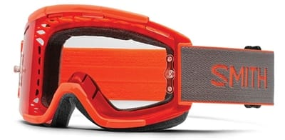 Picture of Squad MTB Goggles - Neon Orange / Clear