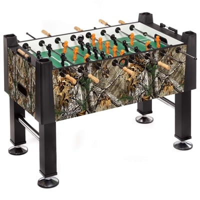 Picture of Signature Foosball Table - Realtree Xtra