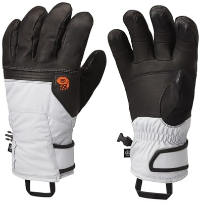 Picture of Men's FireFall Gloves - Grey Ice - M