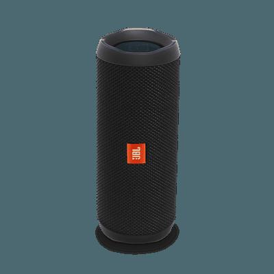 Picture of Flip 4 Waterproof Portable Bluetooth Speaker - Black