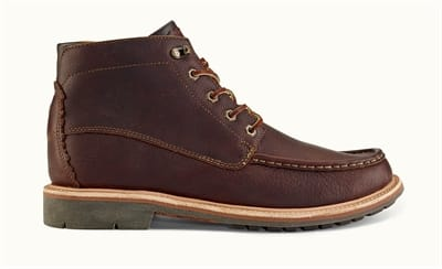 Picture of Men's Kohala Boots - Dk Wood - Dk Wood - 10