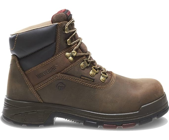 7ea49c4118a Wolverine - Men's Cabor EPX Anti Fatigue Comp Toe Boots - Military ...