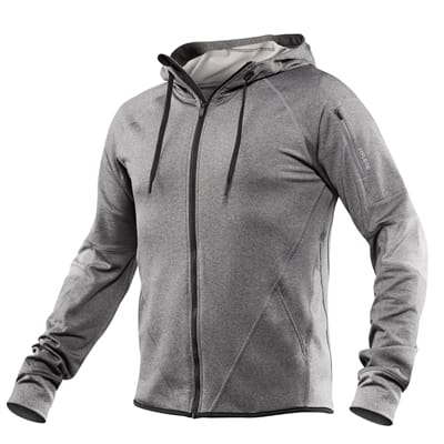 Picture of Men's Flexion Tech Jacket - Heather Slate - Heather Gray - M