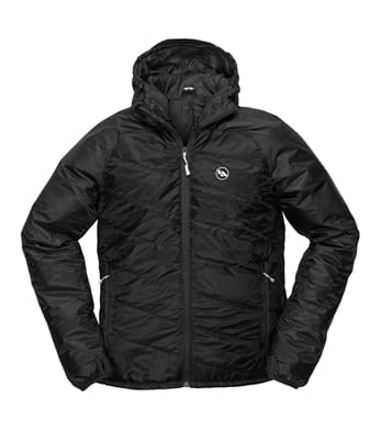 Picture of Clearance - Men's Farnsworth Hooded Jacket - Black - XS