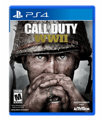 Picture of Call of Duty WWII PS4 Game