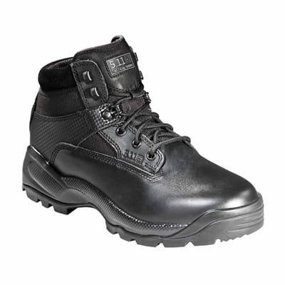 Picture of Men's ATAC 6 Side Zip Boots - Black - 10.5 - Regular