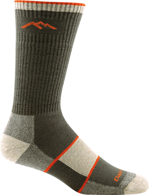Picture of Coolmax Boot Sock Full Cushion Socks - Olive - M