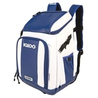 Picture of Marine Backpack - White/Navy