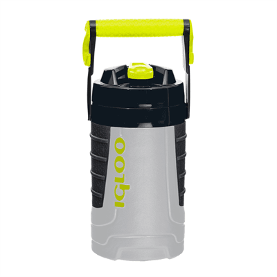 Picture of Proformance 1/2 Gallon Sport Jug with Freeze Stick - Ash Gray/Acid Green - 1/2 gal