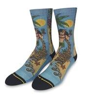 Picture of Men's Hula Classic Crew Socks - L
