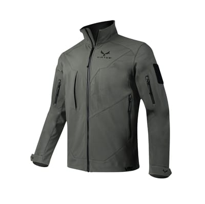 Picture of Men's Astraes Mid Layer Jacket - Grey - S