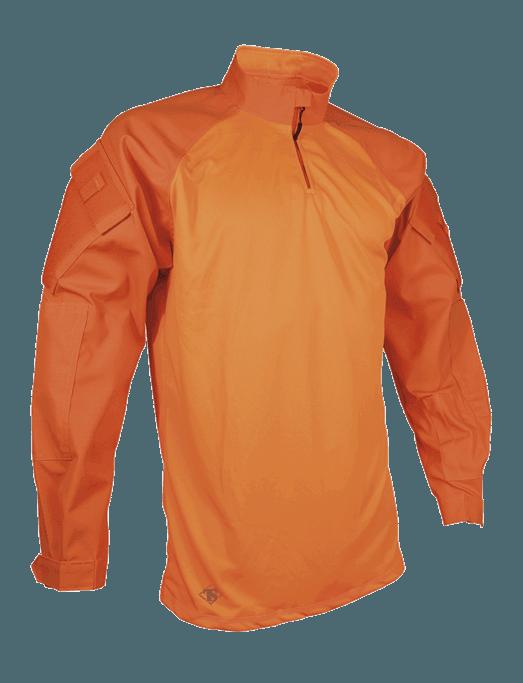 8e6a446325d290 TruSpec - Men's 1/4 Zip Combat Long Sleeve Shirt Military Discount ...