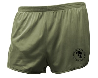 Picture of Men's Official Soffe Ranger Panties - OD Green - M
