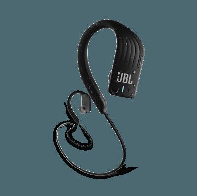 Picture of Endurance Sprint Wireless Sport In-Ear Headphones - Black