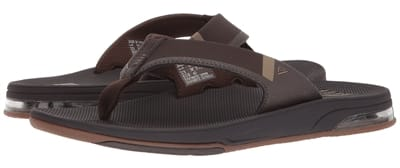 Picture of Men's Fanning Low Sandals - Brown - 10