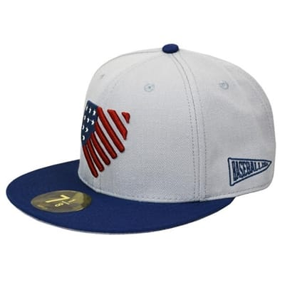 Picture of Home Team Cap - Grey - 7 1/4