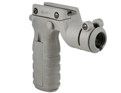 Picture of React Torch and Vertical Grip - Grey