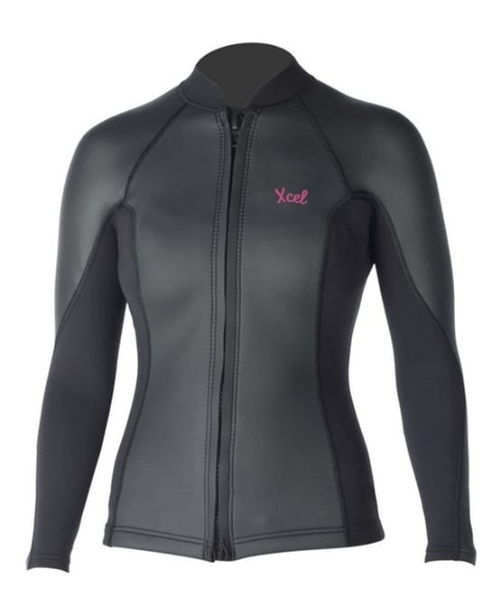 3bac00fe34 Xcel Wetsuits - 2 1Mm Makaha Smoothskin Front Zip L S Gov t ...