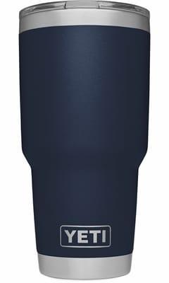 Picture of 30oz Rambler Tumbler with MagSlider - Navy - 30 oz