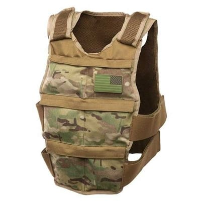 Picture of Operator Weight Vest - Multicam - S/M