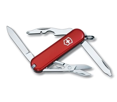 Picture of Rambler Small Pocket Knife - Red