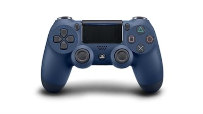 Picture of DualShock PS4 Wireless Controller - Midnight Blue