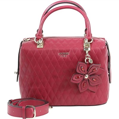 Picture of Sibyl Girlfriend Satchel - Lipstick
