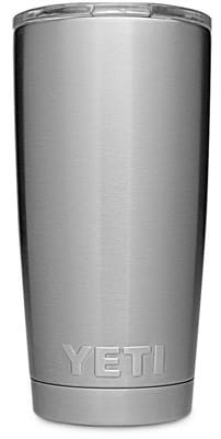 Picture of 20oz Rambler Tumbler with MagSlider - Stainless Steel - 20 oz