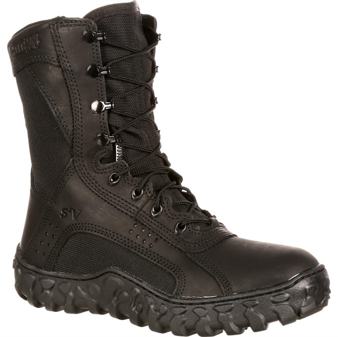 Rocky Boots Mens S2v Tactical Military Boot Military Govt