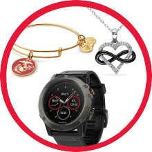 Category image representing Watches and Jewelry